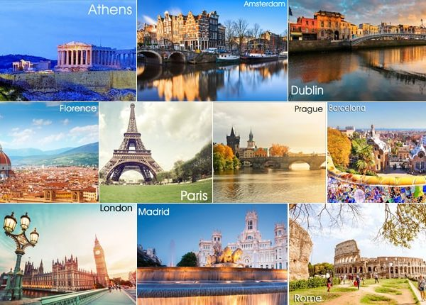 Why European Family Vacations Tour Packages is A Good Deal!